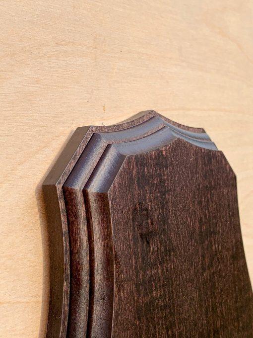 Opsatsplade buk med symmetriske buer